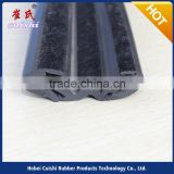 rubber seal for cabinet windows EPDM edge trim