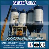 SRON Brand Detachable 100 ton Cement Silo for Sale with Pefect Air-sealing Performence