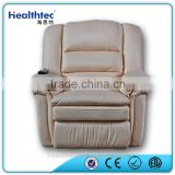 comfort italian leather furniture recliner corner sofa electronic vibration massage chair