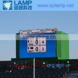 cricket live scoreboard led display screen