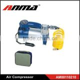 HOT SALE ! ANMA high quality DC 12V car air compressor / mini air pump