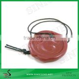 Sinicline Red Wax plastic seal tag for Wine