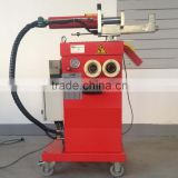 multi-functional hydraulic pipe bender for tube bending and de-burring up to 42mm pipe OD
