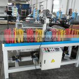 XH90 series 9 spindle 8 head high speed flat rope elastic belt ,flat rope,bandlet,shoelace ,under wearbelt knitting machine