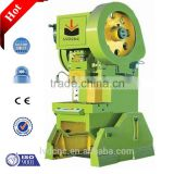 J23-125T mechanical press machine, used mechanical power press for aluminum window and door frame
