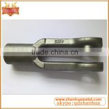 Zinc platd linkage part U type Clevis Yoke End