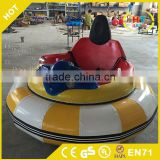 DC 24V inflatable bumper car for adult or children,china car bumper mould manufacturer with LED lights