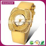 Jewelry 2016 Gold Your Logo Custom Watches