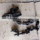 sinotruck\heavy truck spare parts\ dunp truck the plate - latter opening and closing structure