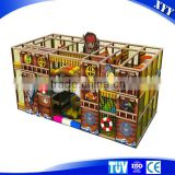 Factory Price Used Indoor Children Commercial Kids Indoor Playground Equipment For Sale                                                                         Quality Choice