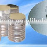 kitchen tools material aluminum circle, for mechanics electronic equipment