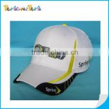 Fashion Cotton Baseball Cap with embroidering logo