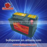 yokohama battery cheap 12v car battery price 57531 DIN75MF automotive battery 12v 75ah DIN57113