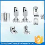 Modern Free Sample Factory Directly Zinc Alloy Bath Partition Hardware Fitting Toilet Cubicle Hinge