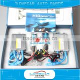 Factory price professional headlight kit, with hid bulbs, slim ballast