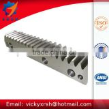 High precision galvanized spur gear rack,small rack and pinion                                                                         Quality Choice