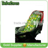 Baby Seat Liner - Reversible Padded Comfy Ride Set For Strollers, Joggers, And Car Seat - Mint