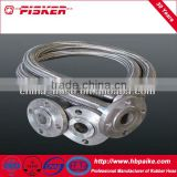 12 Inch Stainless Steel Flange Connection Braided Flexible Hose