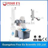 Factory Outlets Low Price LCD Digital Laboratory Vertical Condenser Vacuum Rotary Evaporator