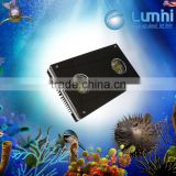 Advanced 130w aquaculture LED light for marine aquarium fish tank products