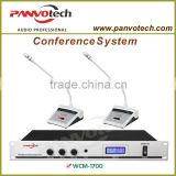 Panvotech conference table microphone