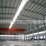 Light structural steel fabrication workshop/hangar buildings/poultry shed/car garage/aircraft/building