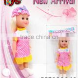 China new product girl and boy full body solid silicone baby doll