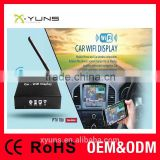 <X-YUNS>PTV-780 best miracast dongle mirror link box for car pc