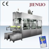Automatic Aseptic Liquid Juice Filling Machine for Cartoning