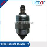 Agriculture machinery parts professional design low price fuel injector solenoid