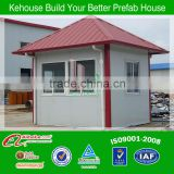 Beautiful small house for sentry box, kiosk, booth, guard house