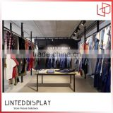 2016 Fresh interior design retail garment shop
