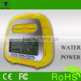 factory delivery Water power weather forecast clock ,water power digital clock with alarm function clock