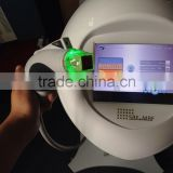 beauty salon equipment stationary skin rejuvenation fractional RF face lift machine F-JT01
