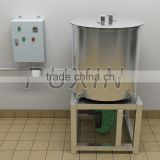 Green industrial Food waste shredder