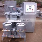 Mustard Seed/Peanut/Soybean/Sesame/Sunflower/Cottonseed/Rapeseed Screw Oil Press Machine
