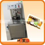 2015 best performance high speed 800-1800 bottle per minutes vacuum metal bottle cap making machine