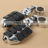 30mm Universal Footrest Foot Pegs For all Motorcycle