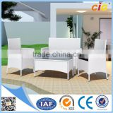 Classic Design Customized Style Patio Outdoor Poly Rattan Furniture