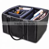 Black File Tote for car car trunk organizer box