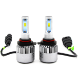 led car headlight S2 9012 CSP 8000lm/set 72w/set led headlight 36w/bulb 4000lm/bulb lamp