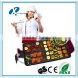 professional electric takoyaki maker pizza maker 53X11.5X38CM