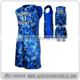 team usa youth basketball uniforms, wholesale latest reversible blank basketball jerseys