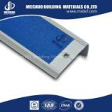 Aluminum laminate Anti-skid stair nosing for ceramic tile