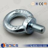 Eye Bolt, DIN580 type, Drop Forged, Carbon Steel Q235, Electric Galvanized or Hot Dip Galvanized