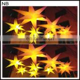 Beautifu inflatable star for party