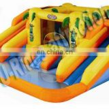 inflatable water slide for child