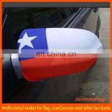 national flag cheap car mirror cover