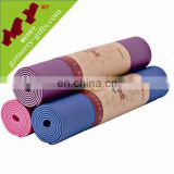 2015 new products wholesale yoga mat / tpe yoga mat