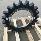 Link Belt crawler crane LS118 sprocket